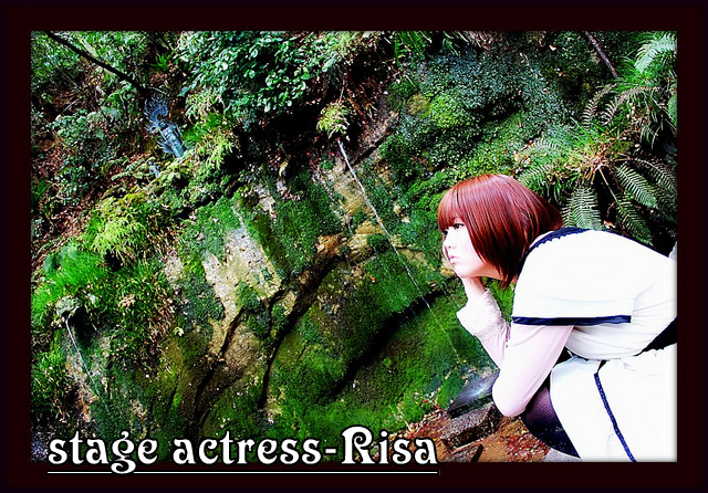 stage actress-Risa